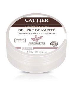 Beurre de Karité - 100% Bio BIO, 100g