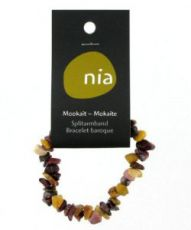 Bracelet baroque - Mokaïte