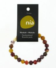 Bracelet perle - Mokaïte