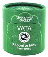 Vata - Réconfortant - Cônes d'encens Ayurvédiques naturels