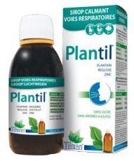 Plantil (sirop sans sucre)