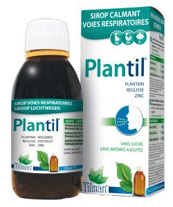 Plantil (sirop sans sucre), 150ml