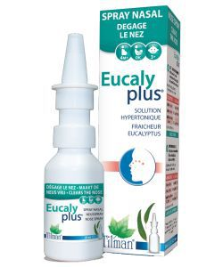 Spray nasal Eucalyplus, 20 ml