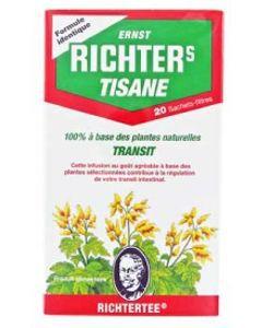 Tisane Transit - Ernst Richter\'s Tisane