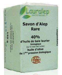 Savon d'Alep Rare 40 %