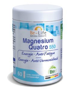 Magnésium Quatro 550, 60gélules