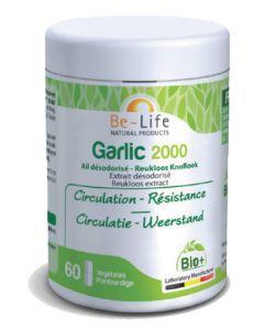 Garlic 2000 BIO, 60gélules