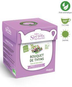 Bouquet de thyms BIO, 20infusettes