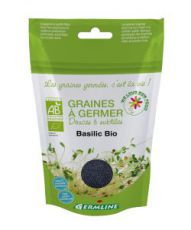 Graines à germer Basilic