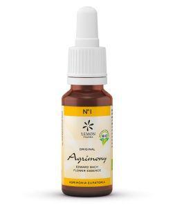 Agrimony - Aigremoine (N°01) BIO, 20ml