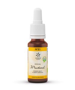 Mustard - Moutarde (N°21) BIO, 20ml
