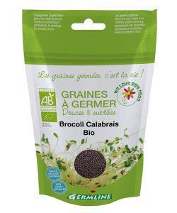 Graines à germer - Brocoli calabrais