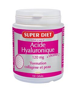 Acide Hyaluronique + Vitamine C, 150 gélules