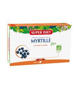 Myrtille  BIO, 20ampoules