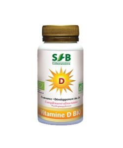 Vitamine D bio BIO, 90gélules