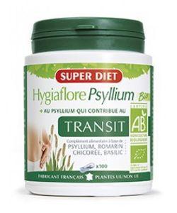Hygiaflore Psyllium BIO, 100gélules