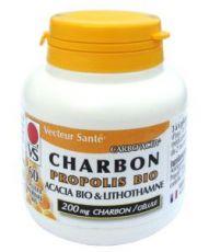 Carbo'Activ - Charbon + propolis bio