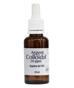 Lotion pour les yeux Argent Colloïdal, 30ml