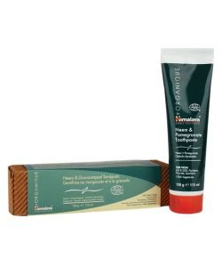 Toothpaste Neem & Granada BIO, 150g