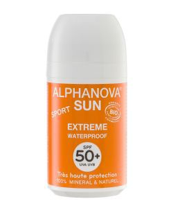 Roll-On Solaire SPF 50+ BIO, 50g