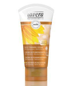 Crème autobronzante visage, 50ml