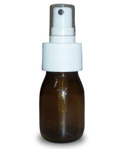 Flacon vide 30 ml + pompe-spray, Colis