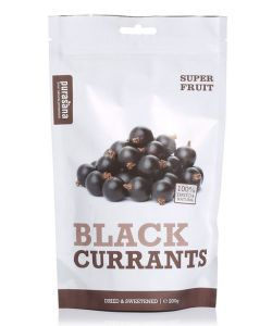 Cassis (Black currants) - Sachet refermable, 200 g