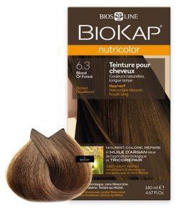 Nutricolor 6.3 Blond Or Foncé, 140ml