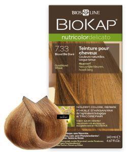 Nutricolor Delicato 7.33 Blond Blé Doré, 140ml