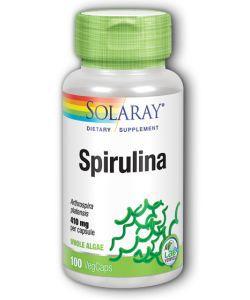 Spirulina, 100capsules