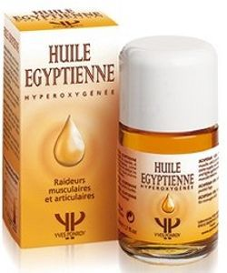 Huile Egyptienne, 50ml
