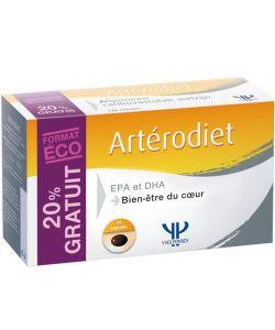 Artérodiet - Format éco, 120capsules