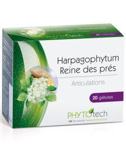 Harpagophytum-Reine des prés - PHYTOTECH, 20gélules