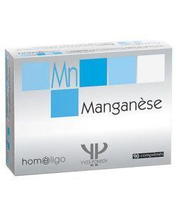 Manganèse - HOMÉOLIGO - emballage abîmé