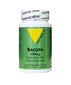 Bacopa, 60comprimés