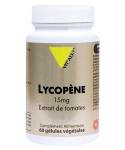 Lycopène 15 mg, 60gélules