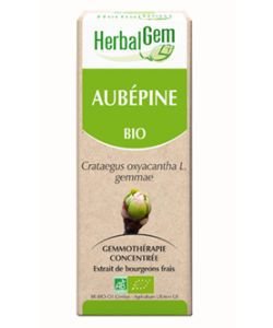 Aubépine (Crataegus oxyacantha) bourgeon BIO, 50ml