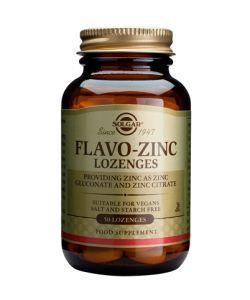 Flavo Zinc Lozenges, 50pastilles
