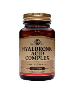 Complexe Acide Hyaluronique, 30comprimés