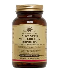 Advanced Multi-Billion Dophilus, 60 gélules