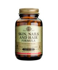 Peau, Ongles, Cheveux (Skin, Nails and Hair Formula)