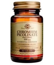 Chromium Picolinate 100 µg