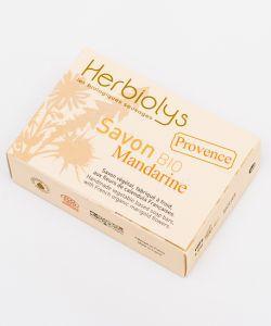 Savon bio Provence - Mandarine BIO, 100g