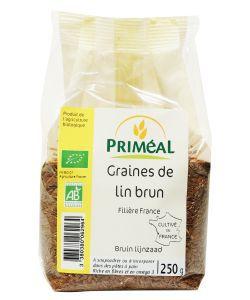 Graines de lin brun BIO, 250g