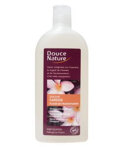 Douche Caresse au Frangipanier BIO, 300 ml