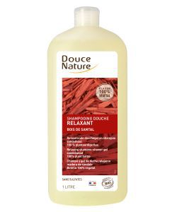 Shampooing douche Relaxant - Santal