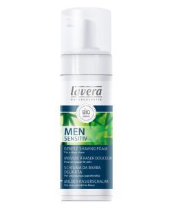 Men Sensitiv - Mousse à raser douceur BIO, 150 ml