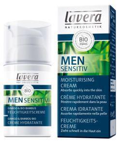 Men Sensitiv - Crème hydratante BIO, 30ml