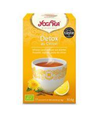 Detox au citron - Infusion Ayurvédique