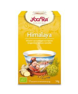Himalaya - Infusion ayurvédique BIO, 17sachets